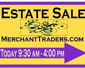 Merchant Traders Estate Sales, Western Springs