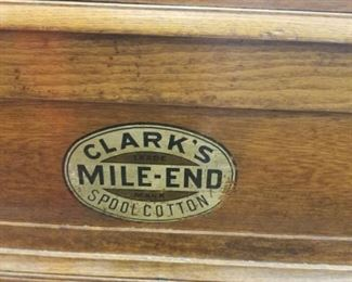Label of store from which the desk was used.