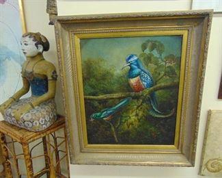 Grossman Oil on Canvas