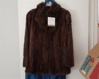 Mink Coat from Sakowitz