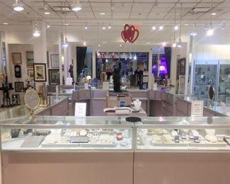 Jewelry Showcases