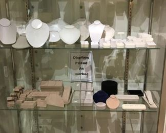 Tons of displays for sale !!