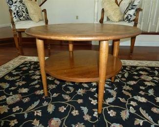 Lane Mid-Century round table.