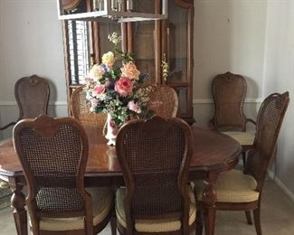 Drexel dining room