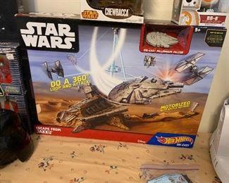 Star Wars Diecast Set