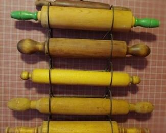 ROLLING PINS SOLD INDIVIDUALLY