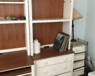 Ethan Allen Bookshelf / Cabinet $ 114.00