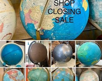 We've LOVE GLOBES!