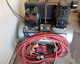 Campbell Hausfeld 3 point 5 Air Compressor