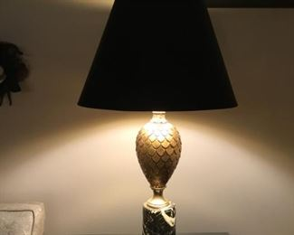 #2 Pair of Maitland & Smith lamps - no marking $225