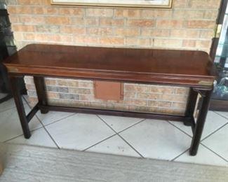 11/ GORDON'S console (fine furniture made in TN, circa 1960's) $225