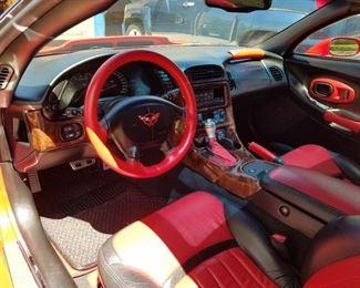1998 corvette Special edition