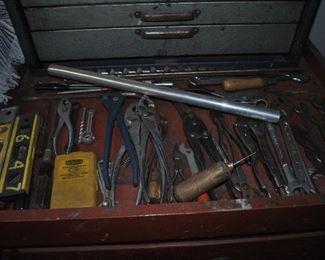 Many Hand Tools