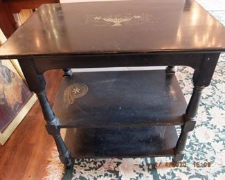 Leopold Stickley Side Table