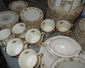 Noritake vintage  china set