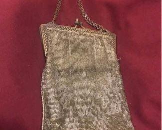 Antique Mesh Handbag