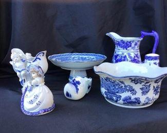International Blue and White Porcelain