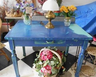 Cute Painted Table