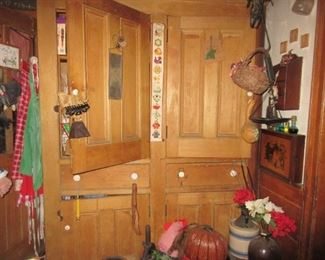 "old ""blind"" cupboard"