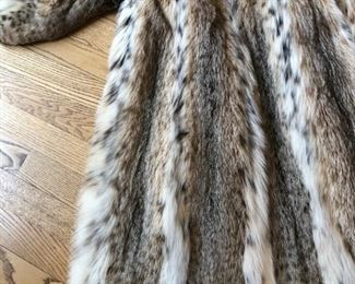 Lynx Coat $7000.00