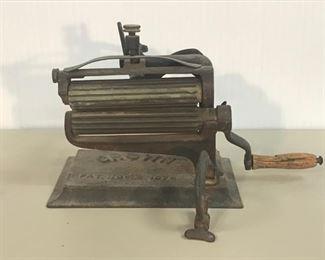 4. Antique Farm Equipment