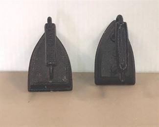 8. Antique Irons