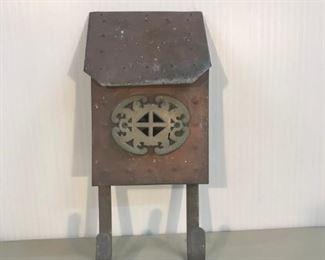 10. Antique Mailbox