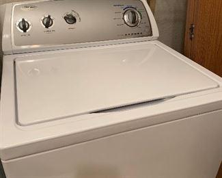 Very nice Whirlpool washer.  Works great.