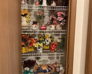 Here are some flowers you can use until yours come up!