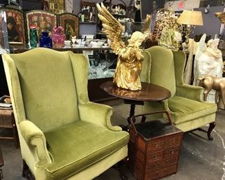 Hickory brand chairs