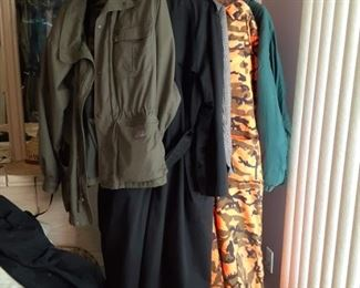 Men's Winter Clothing