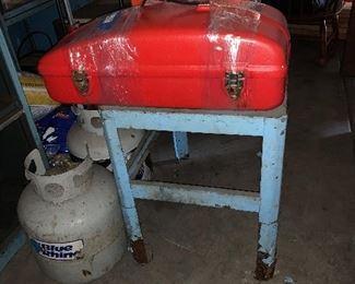 Propane tanks & industrial carts!!!