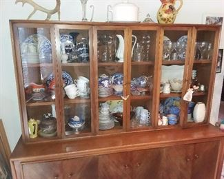 Mid-Century Modern Dining Room Cabinet