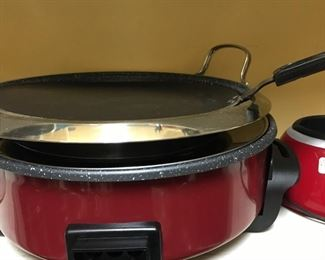 Curtis  Stone Electric Skillet