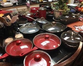 Huge Pot Collection  Over 100 Pieces of Cook Ware!!! 🙌🙌🙌