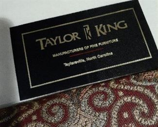 Detail of Taylor & King chair