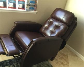 Oh yes another recliner and also new