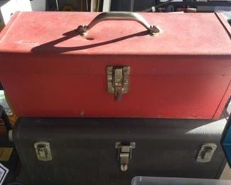 Vintage Kennedy tool boxes