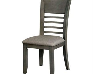 Pair Gennessee Upholstered Dining Chair