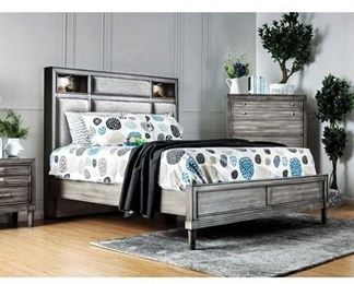 Saratoga Upholstered King Size Headboard Only