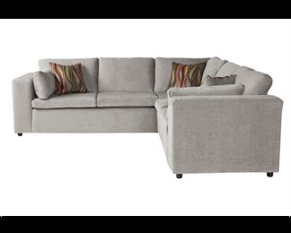 Serta 15100 Zealand Dune Sectional Sofa (1 Piece Only)