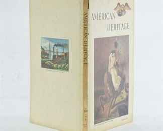 American Heritage October 1962 Hard Cover Book