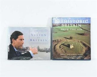 Pair Of Books About Britain