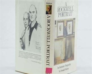 Norman Rockwell Biography By Donald Walton