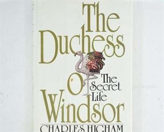 The Duchess Of Windsor- By Charles Higham