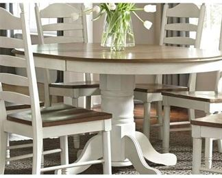 Rosecliff Heights Ruskin Dining Table (Base Only)