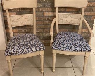 Bassett Dining Chairs