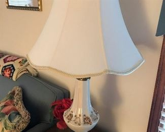 Ceramic Lamp $ 68.00