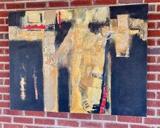 """Robert Hauck artist - """"The Raven"""" $495"""