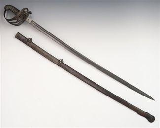 6. Civil War Sword